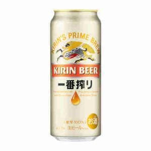 一番搾り キリン 500ml缶 24本入