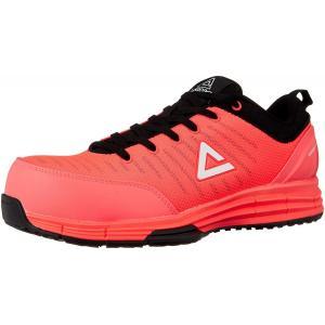 送料無料 PEAK ピーク 安全靴 作業靴 WOK-4505 ローカット 紐タイプ JSAA規格A種