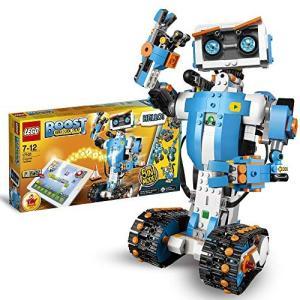 レゴ?ブーストの クリエイティブ・ボックスでレゴ? の世界を広げよう。おしゃべりロボット・バーニー ...