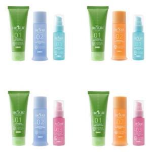 ネクア(nekur) ボタニカルプラススキンケア 薬用アクネ洗顔3点セット|bts-shop