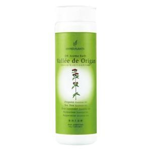 医薬部外品 薬用入浴剤 ハイパープランツ(HYPER PLANTS) DRアロマバス ヴァレドオリガン 500g HN0218|bts-shop
