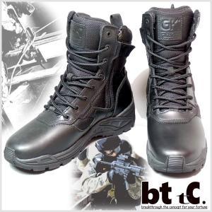 正規輸入品 Gk pro 特殊部隊 GS08 フィールド レザーナイロンブーツ|bttc