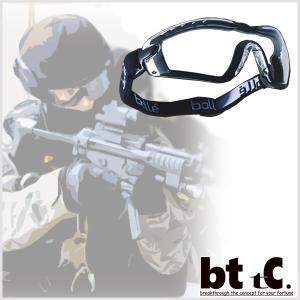 正規輸入品 Gk pro 特殊部隊 BOLLE ボレー セーフティーゴーグル コブラ クリア|bttc
