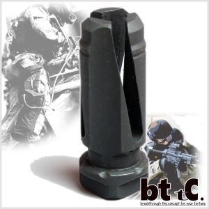 正規輸入 GIS  正ネジ仕様 実物 RFH03 コンペンセイター&フラッシュハイダー for AKM/AK-47|bttc