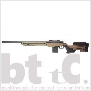 エアガン サバイバルゲーム ActionArmy AAC T10(tactical10) エアーコッキングライフル FDE ミリタリー bttc