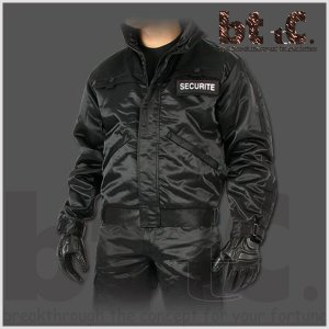 正規輸入品 Gk pro 特殊部隊専用 ブルゾン black-tenue securite 防寒|bttc