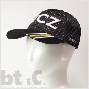 CZ 実銃メーカー 特製キャップ ロゴ刺繍|bttc