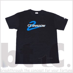 CZ 送料無料 代引き不可 CZ 75 SP-01 シャドーオリジナルTシャツ ブラック 配送指定不可|bttc