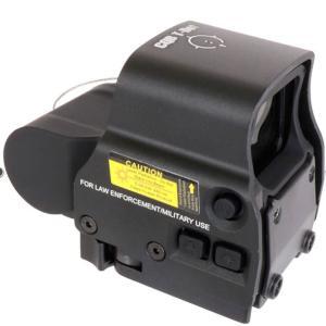 メーカー直送 ドットサイト ANS optical EXPS3-2 タイプ ホロサイト QDマウント BK|bttc