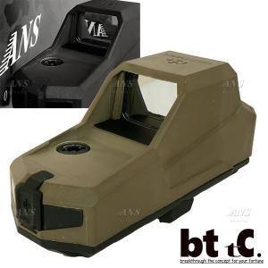 メーカー直送 ドットサイト USB充電可能 HARTMAN MH1タイプ ドットサイト BK ブラック DE デザートカラー ANS optical bttc