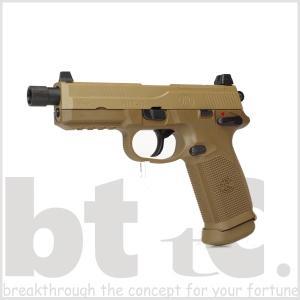 ガスブローバック cybergun FN FNX-45 Tactical  FDE bttc