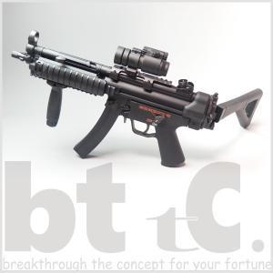 【エアガン】【東京マルイ】 電動ガン H&K MP5 R.A.S|bttc