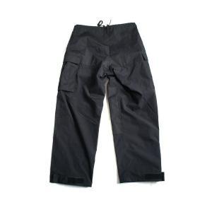 アメリカ軍 オーバーパンツ 〔 Sサイズ 〕 ECWC S GEN3 PP173YN ブラック 〔 レプリカ 〕|bucklebunny|02