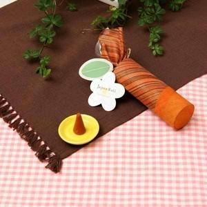 お香/インセンス 〔サンダルウッドの香り コーンタイプ10個入り〕 バリ島製 「Jupen Bari/ジュプンバリ」|bucklebunny