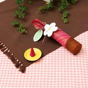 お香/インセンス 〔桜の香り コーンタイプ10個入り〕 バリ島製 「Jupen Bari ジュプンバリ」|bucklebunny