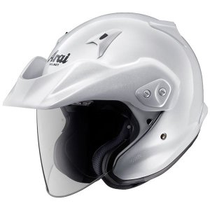 アライ(ARAI) ジェットヘルメット CT-Z グラスホワイト XL 61-62cm|bucklebunny