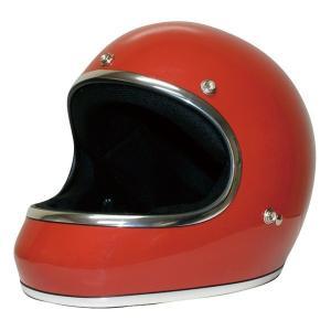 ダムトラックス(DAMMTRAX) ヘルメット AKIRA レッド L|bucklebunny