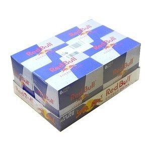 〔まとめ買い〕レッドブル(RedBull) エナジードリンク 缶 250ml×48本(24本×2ケース)|bucklebunny