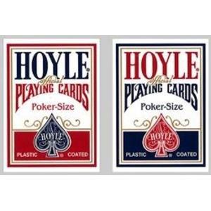 HOYLE ホイル (ポーカーサイズ) 〔ブルー〕 bucklebunny