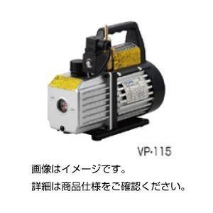 小型真空ポンプ VP-115 bucklebunny
