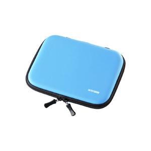 (まとめ)サンワサプライ セミハード電子辞書ケース(ブルー) PDA-EDC31BL〔×3セット〕 bucklebunny
