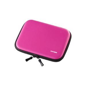 (まとめ)サンワサプライ セミハード電子辞書ケース(ピンク) PDA-EDC31P〔×3セット〕 bucklebunny