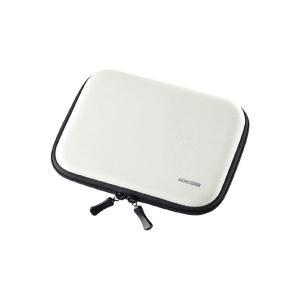 (まとめ)サンワサプライ セミハード電子辞書ケース(ホワイト) PDA-EDC31W〔×3セット〕 bucklebunny