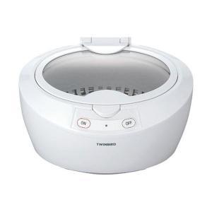 ツインバード 超音波洗浄機 ホワイト EC-4518W|bucklebunny