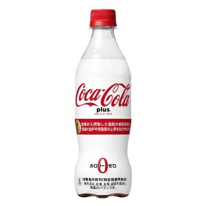 〔まとめ買い〕コカ・コーラ プラス(特定保健用食品) 470ml PET 24本入り〔1ケース〕|bucklebunny