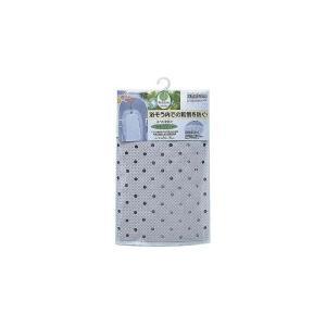 スベリを防ぐ 浴槽マット/お風呂マット 〔ホワイト〕 35×76cm 天然ゴム製 表面:エンボス加工 bucklebunny
