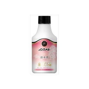 (まとめ)白元アース ノンスメル清水香 衣類・布製品・空間用スプレー フローラルフレッシュの香り つけかえ300mL 〔×5点セット〕|bucklebunny