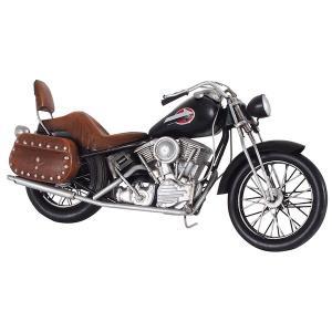 ブリキのおもちゃ 置き物 〔バイク03〕 材質:鉄 〔インテリアグッズ ディスプレイ雑貨〕〔代引不可〕 bucklebunny
