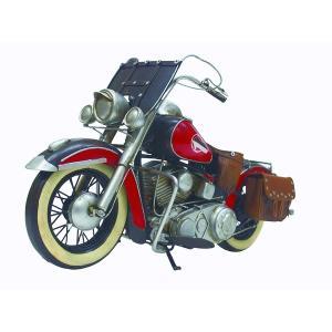 ブリキのおもちゃ 置き物 〔バイク10〕 材質:鉄 〔インテリアグッズ ディスプレイ雑貨〕〔代引不可〕 bucklebunny