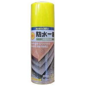日本特殊塗料 - 強力防水一番 - 420ML - クリヤー
