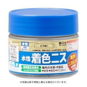 カンペハピオ - 水性着色ニス - とうめい - 100ML