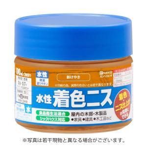 カンペハピオ - 水性着色ニス - 新けやき - 100ML