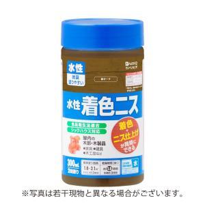 カンペハピオ - 水性着色ニス - 新オーク - 300ML