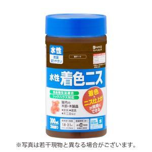カンペハピオ - 水性着色ニス - 新チーク - 300ML