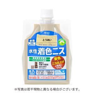 カンペハピオ - 水性着色ニス - とうめい - 0.7L
