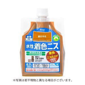 カンペハピオ - 水性着色ニス - 新けやき - 0.7L