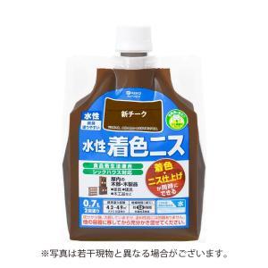 カンペハピオ - 水性着色ニス - 新チーク - 0.7L