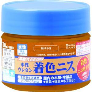 カンペハピオ - 水性ウレタン着色ニス - 新けやき - 100ML