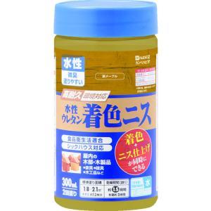 カンペハピオ - 水性ウレタン着色ニス - 新メープル - 300ML