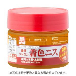 カンペハピオ - 油性ウレタン着色ニス - 新けやき - 100ML