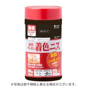 カンペハピオ - 油性ウレタン着色ニス - 新ウォルナット - 300ML