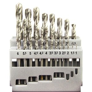 E−Value - 鉄工用ドリルセット - ETD−21S