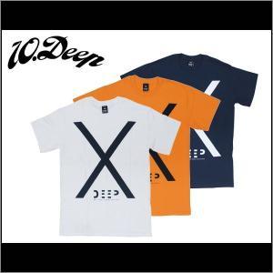 10DEEP (テンディープ) Tシャツ X-DEEP TE...