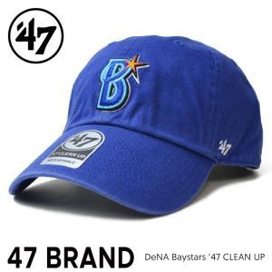 47BRAND フォーティーセブン ブランド DENA BAYSTARS 47 CLEAN UP C...