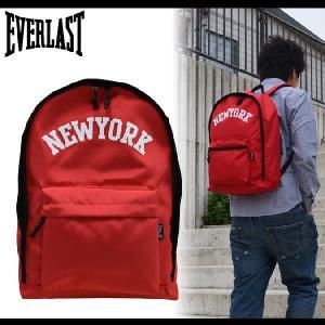 EVERLAST エバーラスト DAYPACK NEW YORK デイパック リュック バックパック 鞄 バッグ