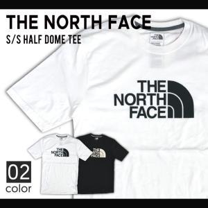 エントリーでポイント10倍/ THE NORTH FACE (ノースフェイス) MENS S/S HALF DOME TEE Tシャツ 半袖 メンズ カットソー